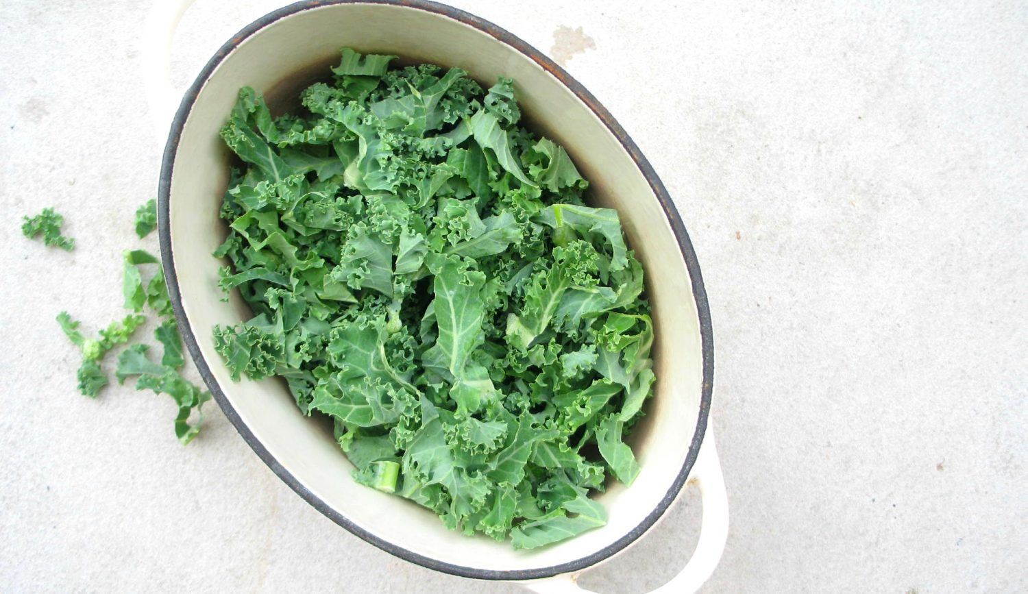 kale – high or low oxalate?